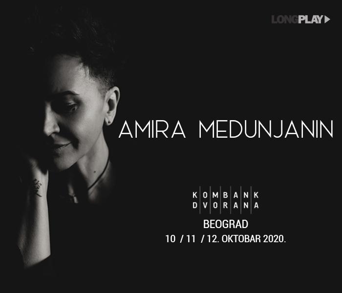 Amira Medunjanin