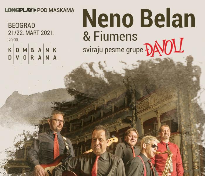 Neno Belan & Fiumens - ODLOŽENO