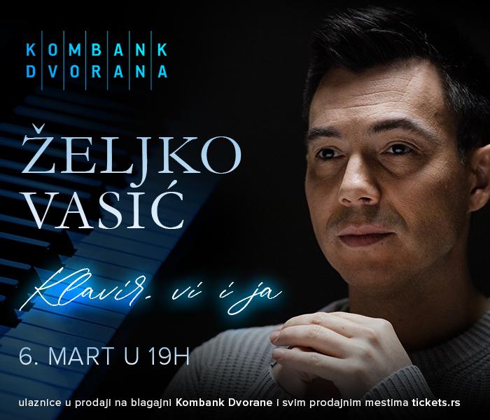 Željko Vasić - Klavir, Vi i ja