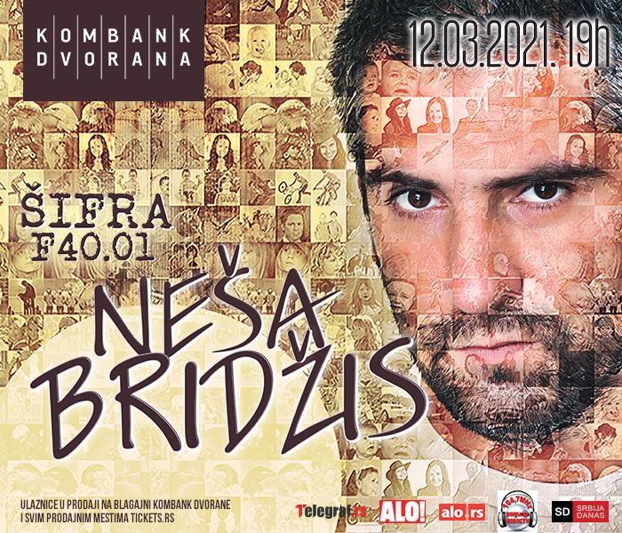 Neša Bridžis - Šifra F40.01