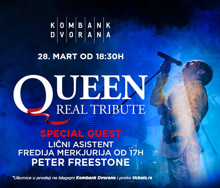 Queen Real Tribute - ODLOŽENO