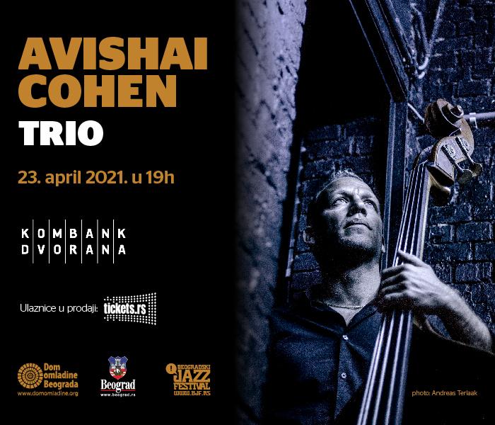 Avishai Choen Trio