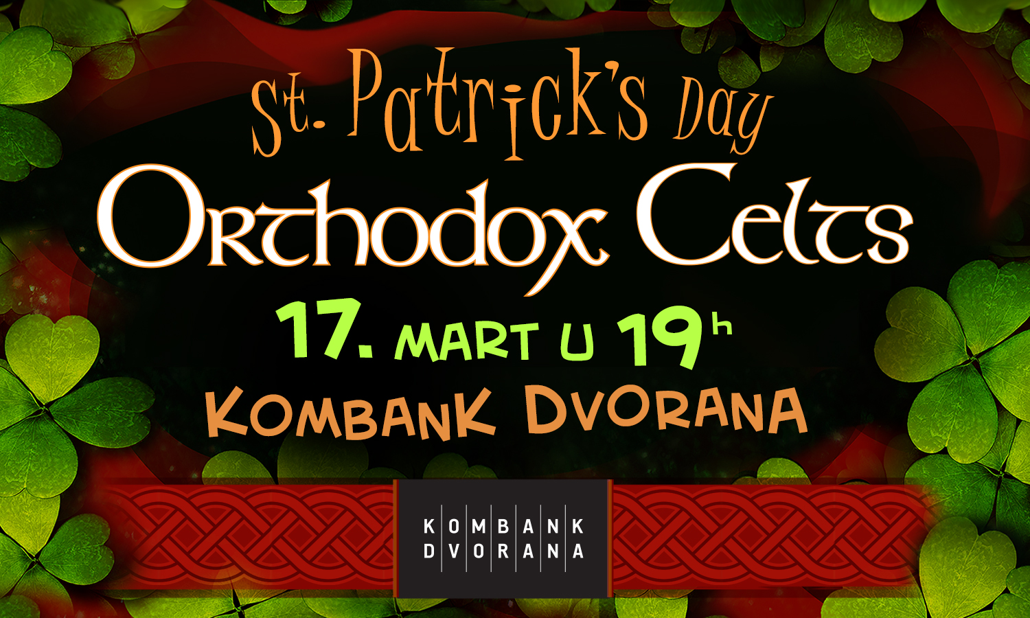 Orthodox Celts - OTKAZANO