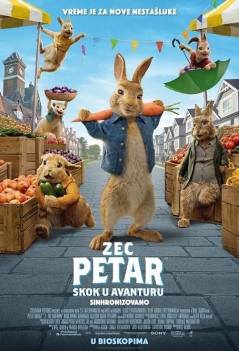 Zec Petar: Skok u avanturu
