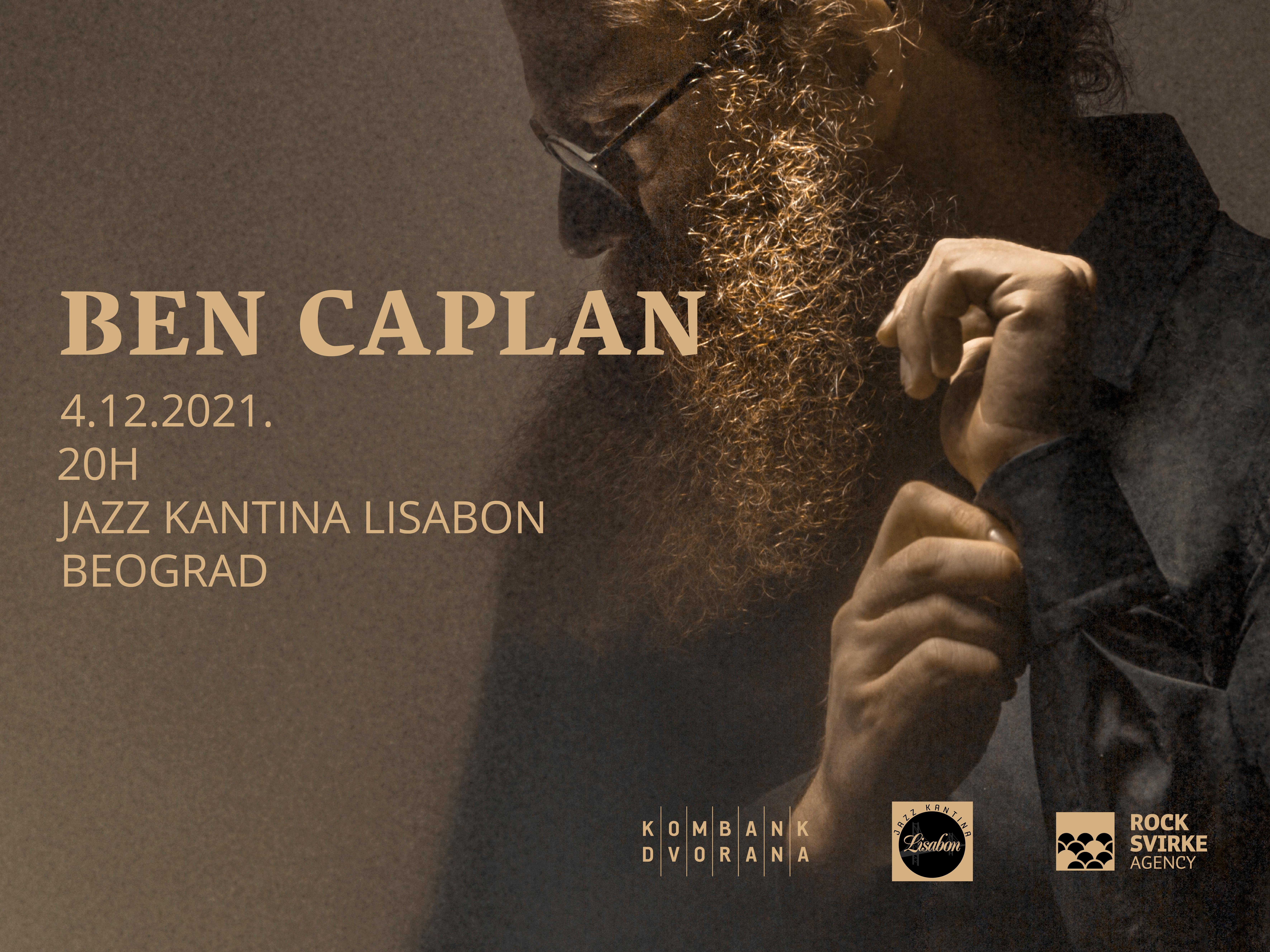 Ben Caplan Koncert