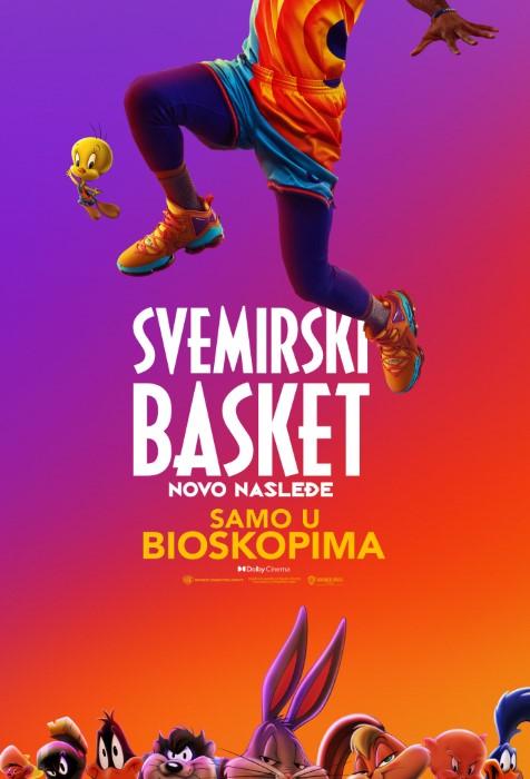 Svemirski basket: Novo nasleđe