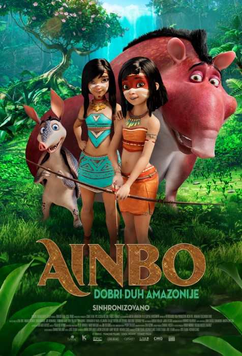 Ainbo - dobri duh Amazonije sinh.