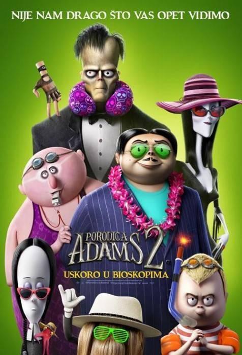Porodica Adams 2